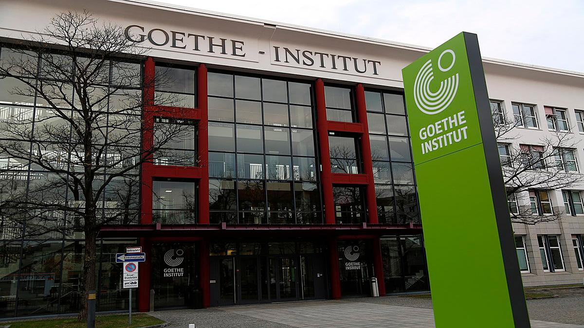 Beca a Alemania Goethe-Institut